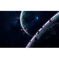 Fototapetai Kosmosas, Visata - 019
