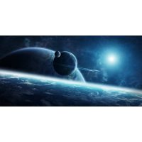 Fototapetai Kosmosas, Visata - 033