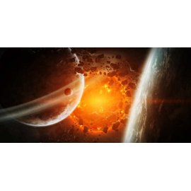 Fototapetai Kosmosas, Visata - 039