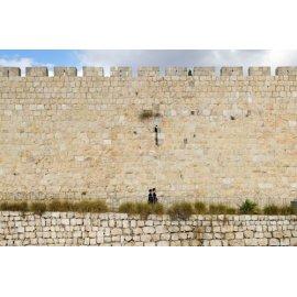 Fototapetai Pilies apsauginės sienos takas