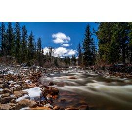 Fototapetai Ilgo išlaikymo upės nuotrauka - 2