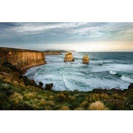Fototapetai Vandenyno pakrantės peizažas, Port Campbell nacionalinis parkas, Australija