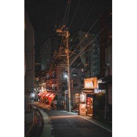 Fototapetai Maža miesto gatvė