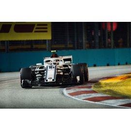 Fototapetai Formulė 1 lenktyninis automobilis 02