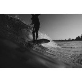 Fototapetai Banglentininkas ant bangos