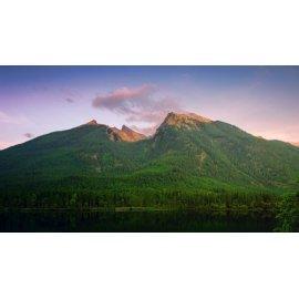 Fototapetai  Kalno panoraminis vaizdas