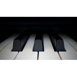 Fototapetai Pianino klavišai